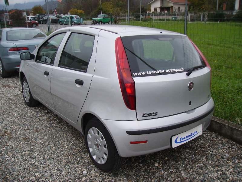Fiat Punto Classic 1.2 5 porte Natural Power Usata a ...